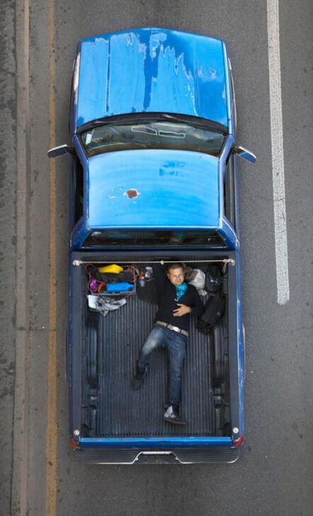 Alejandro Cartagena, 'Carpoolers #26', 2011