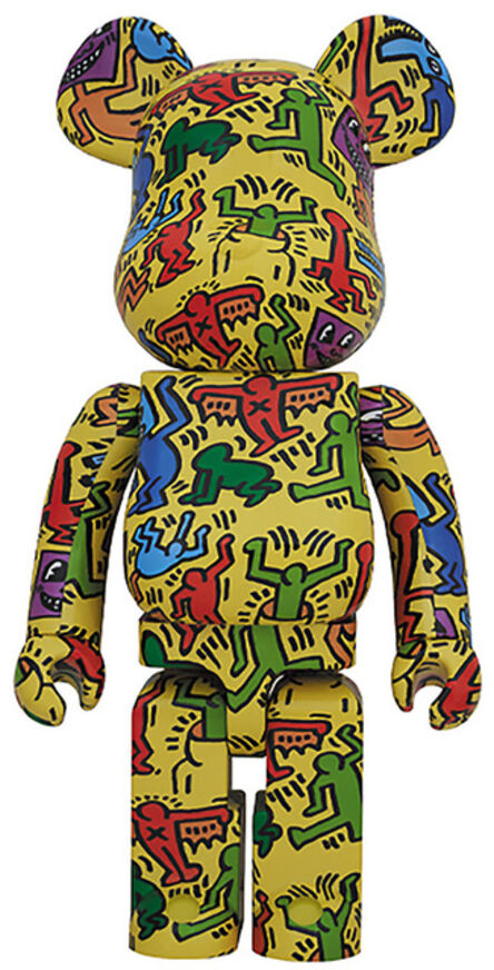 Keith Haring, 'Keith Haring Bearbrick 1000%', 2020
