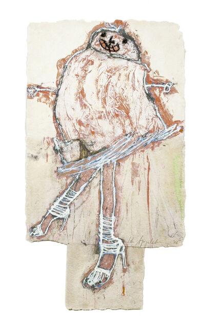Ida Applebroog, 'Jimmy Choo Progeny', 2005