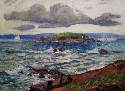 Richard Hayley Lever, 'On the Sound, Long Island', ca. 1910