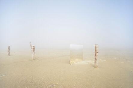 Jae Yong Rhee, 'Memories of the Gaze_Mirror_Shindoori 2', 2013-2014