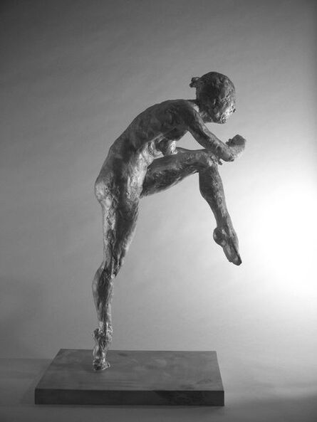 Eric Fischl, 'Dancer', 2007