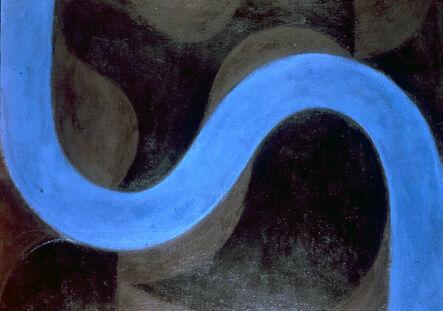 Fritz Bultman, 'Wave II A', 1968