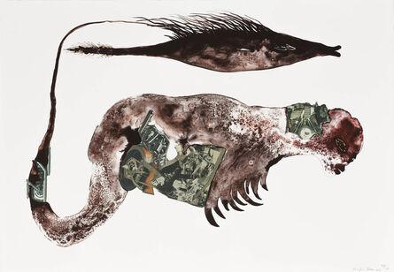 Wangechi Mutu, 'Fish Mother', 2014