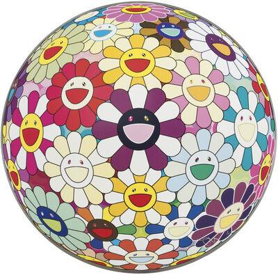 Takashi Murakami, 'Sexual Violet No.1 – Flowerball (3D)', 2013