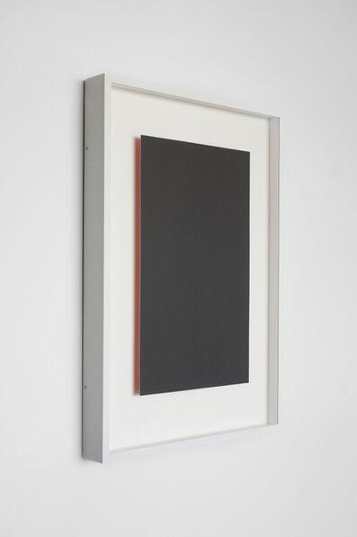Susan York, 'Achrompatopsia 1 (red)', 2015