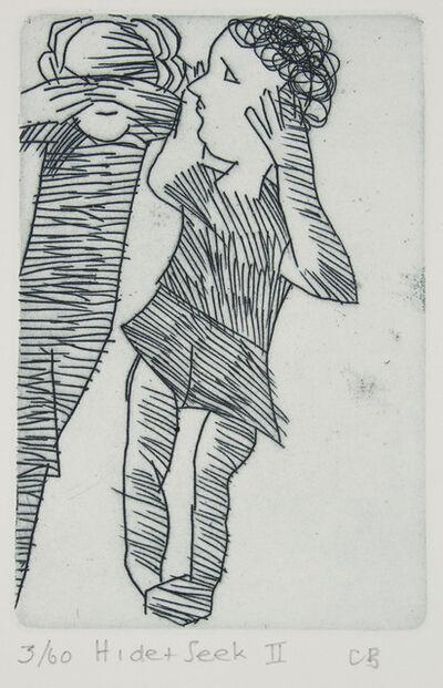 Charles Blackman, 'Hide and Seek II', 1989