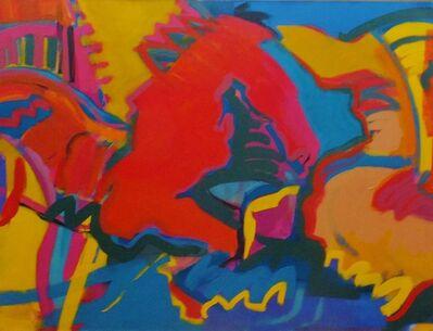 Harriette Joffe, 'Sea of Chi II', 1984