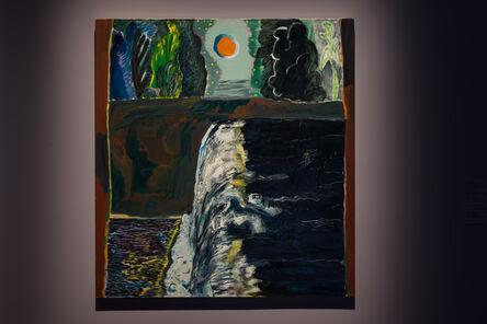 Shara Hughes, 'Deep Dark Fall', 2015