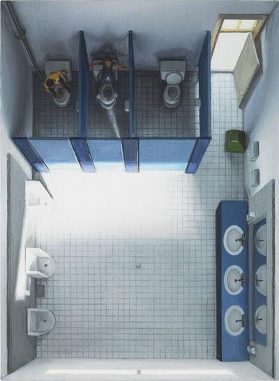 Amy Bennett, 'Drills (Bathroom)', 2018