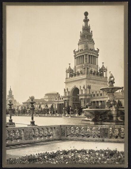 Willard Worden, 'The Tower of Jewels', 1915