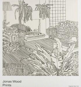 After Jonas Wood, 'Prints, Gagosian Gallery'