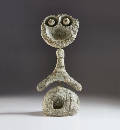 Joan Miró, 'Torse de femme', 1967