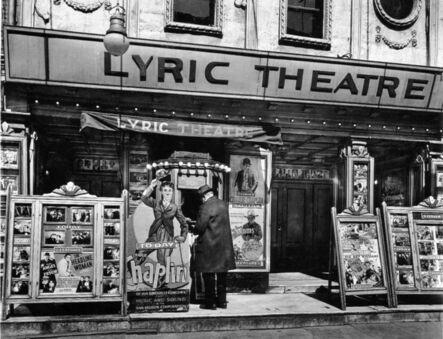 Berenice Abbott, 'Lyric Theater', 1936
