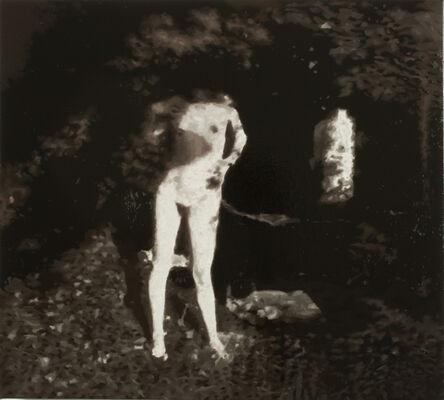 Luis Paulo Costa, 'Standing in the sunlight (Marthe de Méligny)', 2020