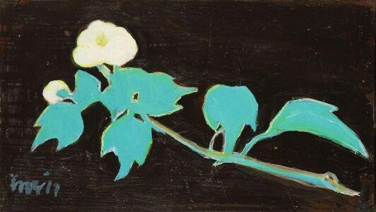 Zheng Zaidong, '窥花 Flower Series NO.18', 2017