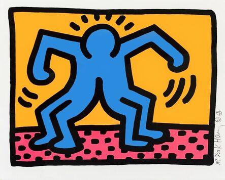 Keith Haring, 'Pop Shop II (1)', 1988