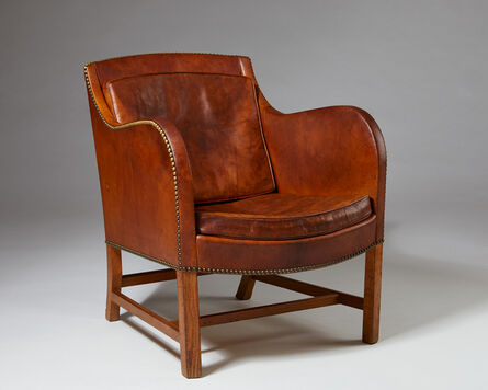 "Kaare Klint, 'Armchair ""Mix""', 1937"