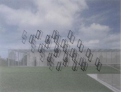Ronald Moran, 'Diálogo inmaterial en un espacio de Tadao Ando IV', 2016