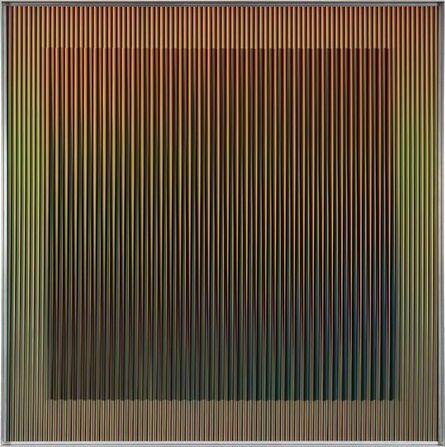Carlos Cruz-Diez, 'Physichromie Panam #41', 2010