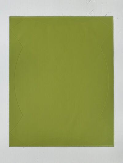 Wu Shanzhuan & Inga Svala Thórsdóttir, 'A Perimeter of Little Fat Flesh - Green', 2013