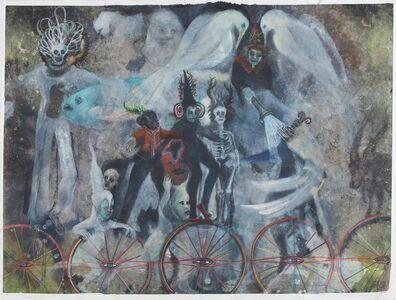 Christine Sefolosha, 'Wheels', 2019