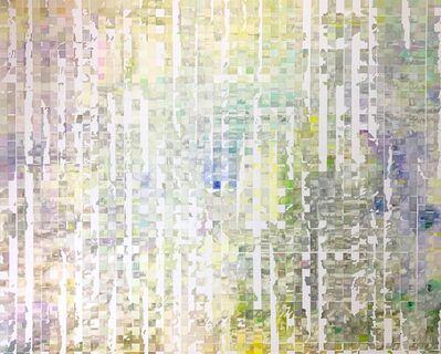 Shiori Tono, 'trace the ridgeline', 2020