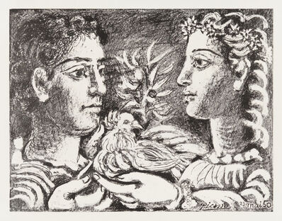 Pablo Picasso, 'Youth', 1950