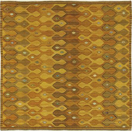 Barbro Nilsson, 'Finspong, ljusbrun rug', designed 1954-executed early 1960s