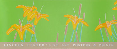 Alex Katz, 'Lincoln Center/List Art', 1992