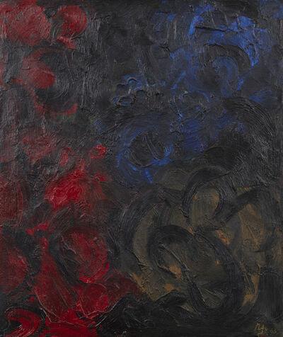 Ernst Wilhelm Nay, 'Onyx', 1963