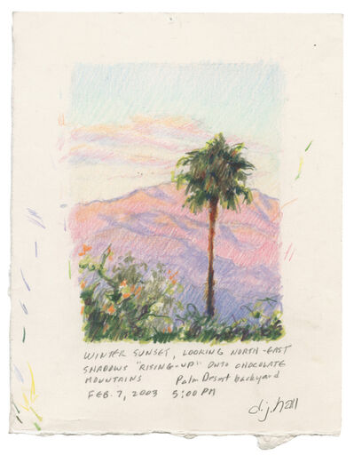 D.J. Hall, 'Untitled', February 7-2003