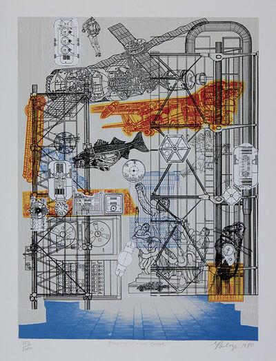 Eduardo Paolozzi, 'Blueprints for a New Museum ', 1980