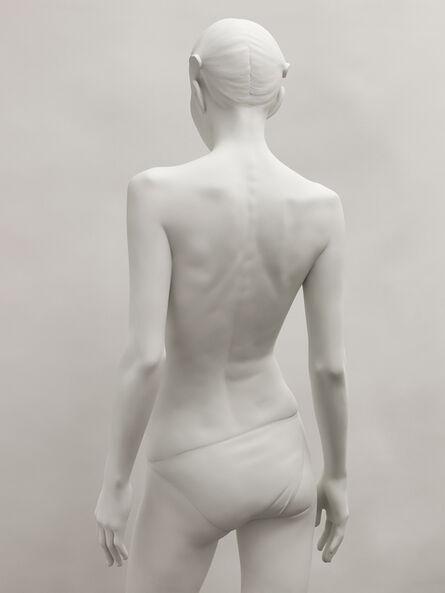 Don Brown, 'Yoko VII (back)', 2015