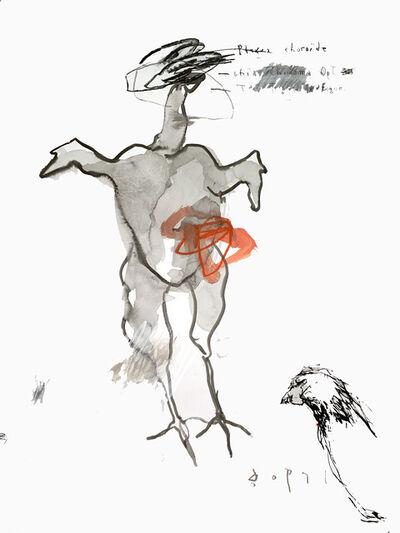 Gopal Dagnogo, 'Série 2, Mythologie contemporaine n°2', 2019