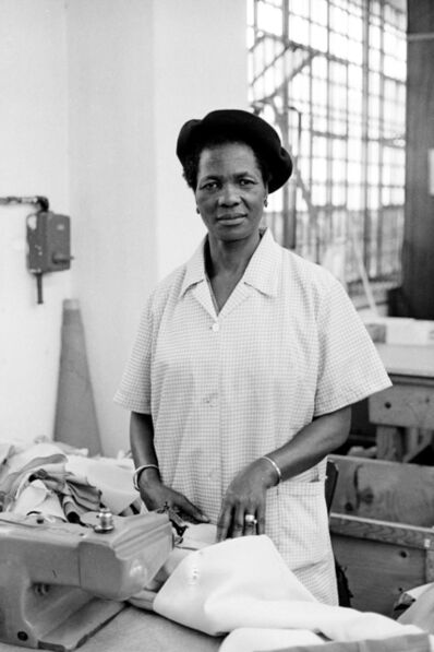 Sue Williamson, 'Caroline Motsoaledi', 1984