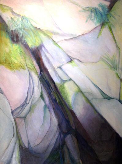 Regina Silvers, '#138 Mink Hollow Split Rock', 1997