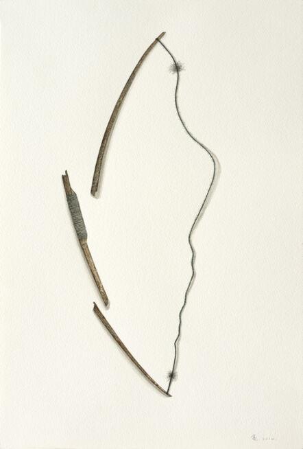 Liang Gu 顧亮, 'Broken Bow string', 2014