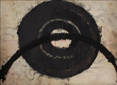 Aldo Tambellini, 'from Black Energy Suspended Series', 1989