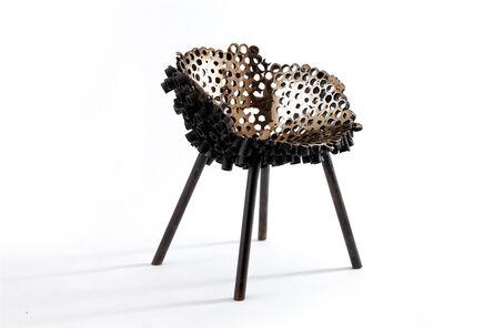 Tom Price, 'Bronze Chair', 2011
