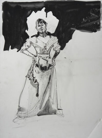Paula Rego, 'Young Mrs Rochester', 2002