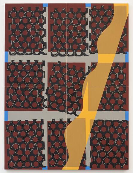 Vanessa Maltese, 'Obscured by Representation of Backrest', 2015