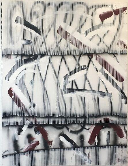 Nano Rubio, 'Deep Veil', 2017