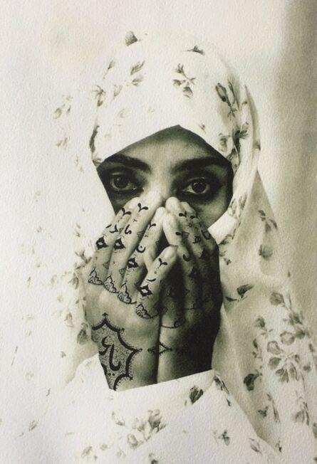 Shirin Neshat, 'Identified from Women of Allah', 1995