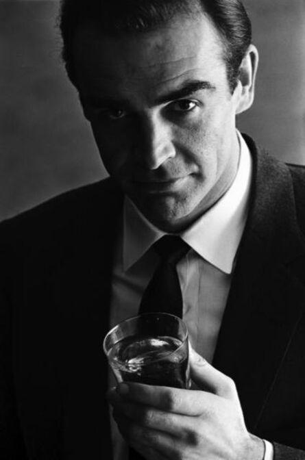 Terence Donovan, 'Sean Connery, Advertising Shoot for 'Smirnoff Vodka', 1962', 1962