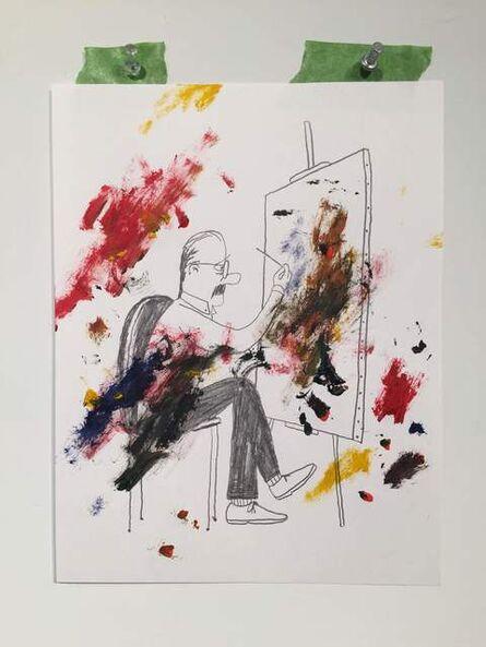 Ted Gahl, 'Frustration', 2016