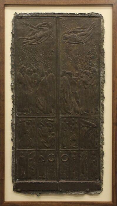 Giacomo Manzù, 'Stella Mattutina Bozzetto per la Porta di San Pietro (Stella Mattutina Study for the Door of Saint Peter)', 1947