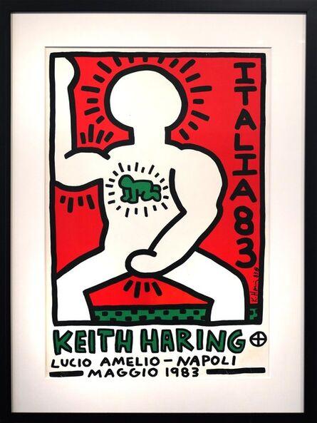 Keith Haring, 'Maggio 1983', ca. 1980s