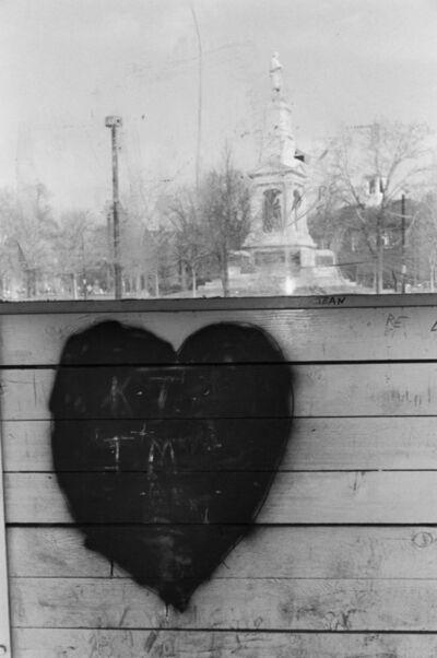 Lee Friedlander, 'Cambridge, Massachusetts', 1981