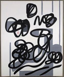 Raymond Hendler, 'Serious and Judicious', 1976